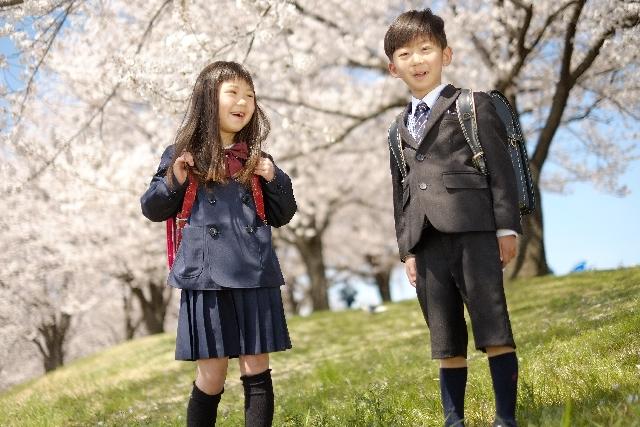 学校制服・男子・女子